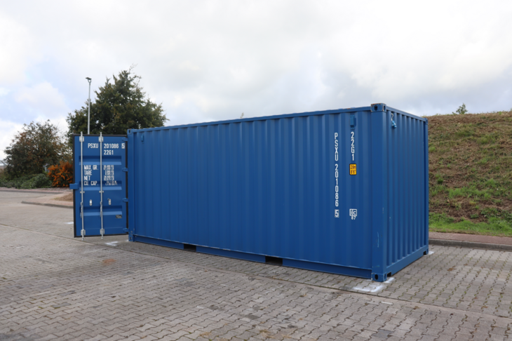 Lagercontainer Stahl-Container kaufen